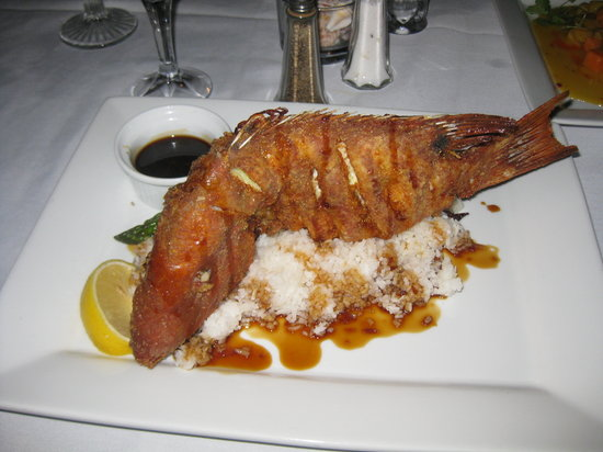 The Best Seafood In Naples Review Of Citrus Restaurant Fl Tripadvisor
