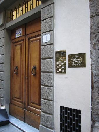 La Signoria di Firenze B&B: 玄関