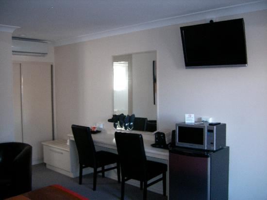 Centre Point Mid City Motor Inn: Good room facilities