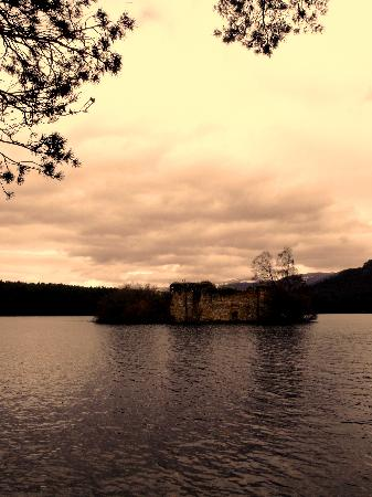 Loch an Eilein: Castle of the lake