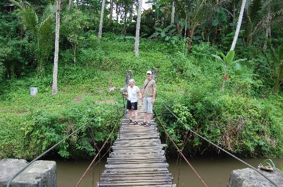 Balam Bali Villa: På utflykt med Komand