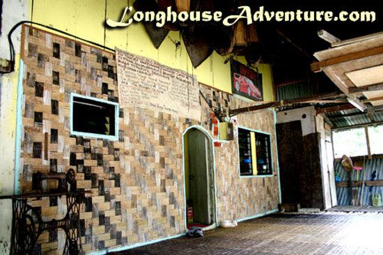Longhouse Adventure Homestay
