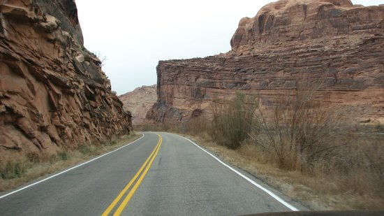 Scenic Byway of Highway 128