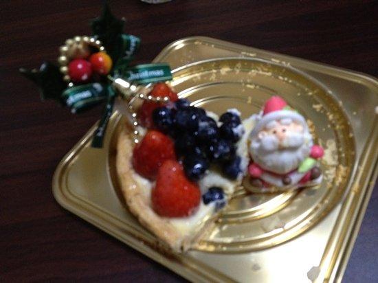 Fruitscake Factory Sohonten : クリスマスケーキ