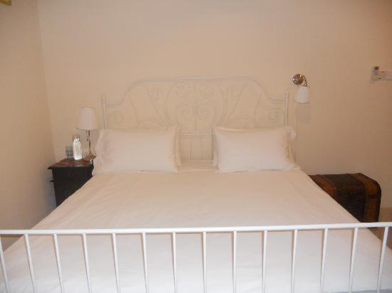 Rumah Putih Bed and Breakfast: letto