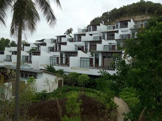 W Koh Samui: View of the suites