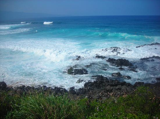 Paia, Χαβάη: Pacific Ocean designed for surfers