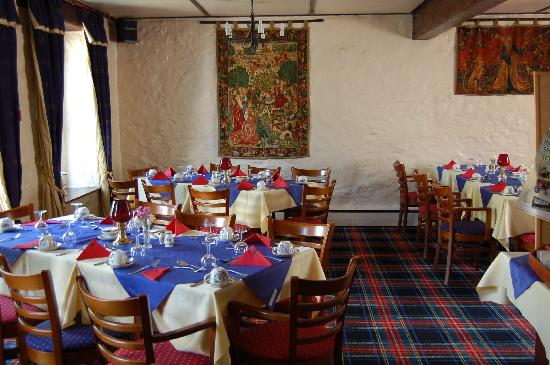 Kings Arms Hotel: COURTYARD RESTAURANT