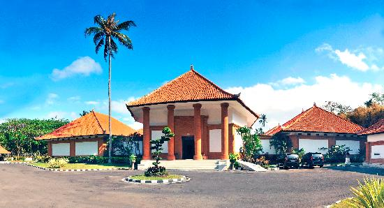 Museum Pasifika Front Building