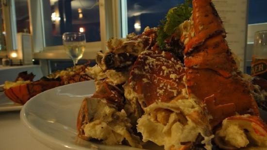 Chill Restaurant: The coconut crab