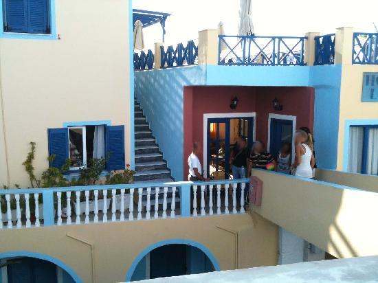 Hotel Leta: reception