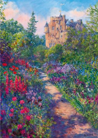 Aberdeenshire, UK: Crathes Castle by Howard Butterworth