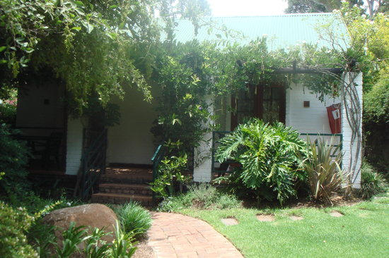 Rivonia Bed & Breakfast: chambre