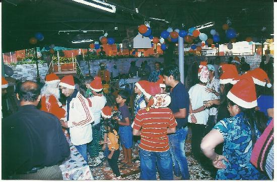 Brightlands Resort: Santa Claus - Christmas Party