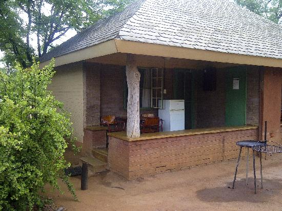 Shingwedzi Rest Camp: Hut
