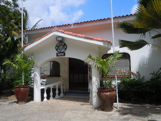 Villas Watamu Resort: reception