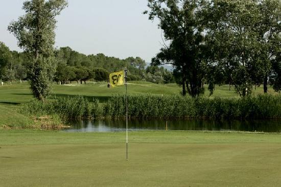 Cosmopolitan Golf & Beach Resort: Golfclub