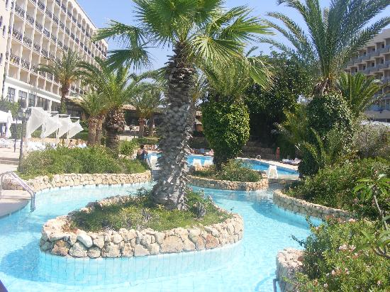 Pyla, Cyprus: Swimming pool