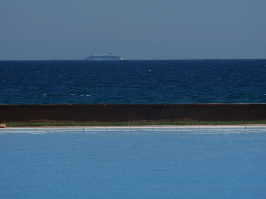 Hotel Santa Marta: vistas increíbles desde la piscina