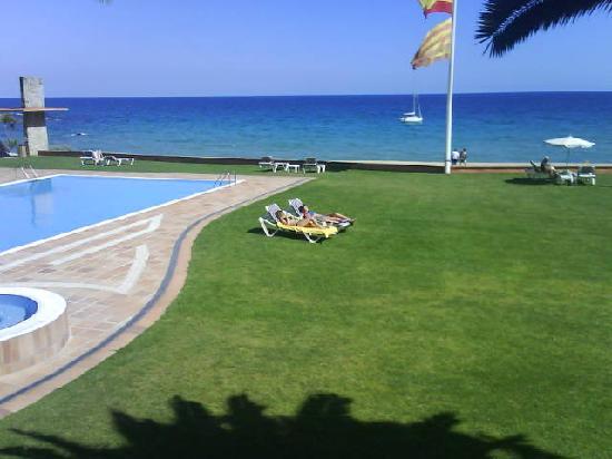 Hotel Santa Marta: la piscina