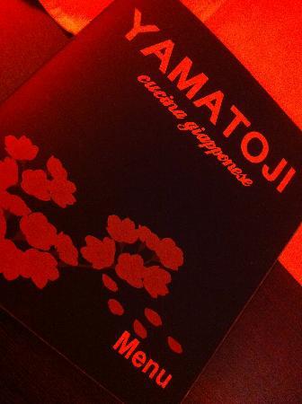 Il menu - Picture of Ristorante Yamatoji, Arezzo - TripAdvisor