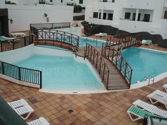 Aparthotel Lanzarote Paradise: las colinas pool