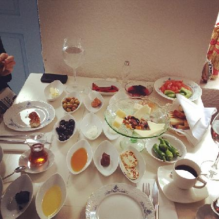 Vintage Boutique Hotel Alacati: breakfast