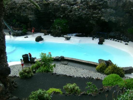 Aparthotel Lanzarote Paradise: jameas de agua