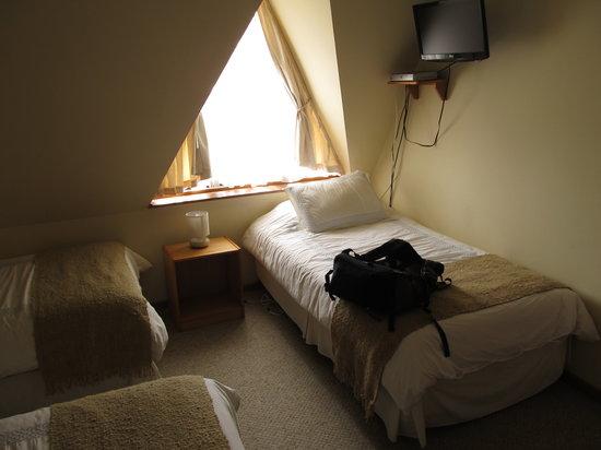 Hotel Seminario: One of the smallest room