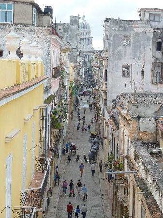 Suite Habana: View of Capitole