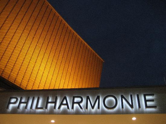 Berlin, Germany: philarmonie