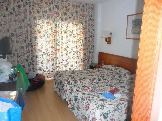 Gran Garbi : chambre