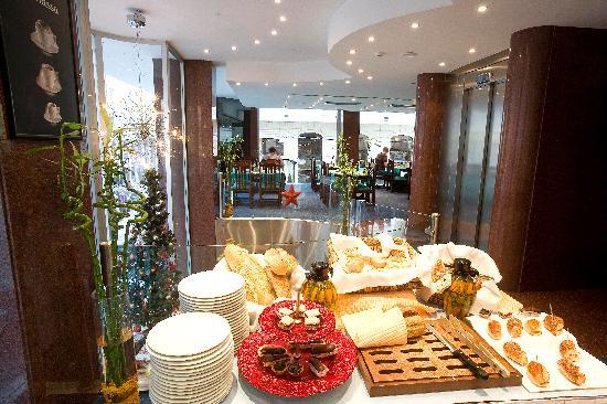 SV Boutique Hotel: Breakfast Room