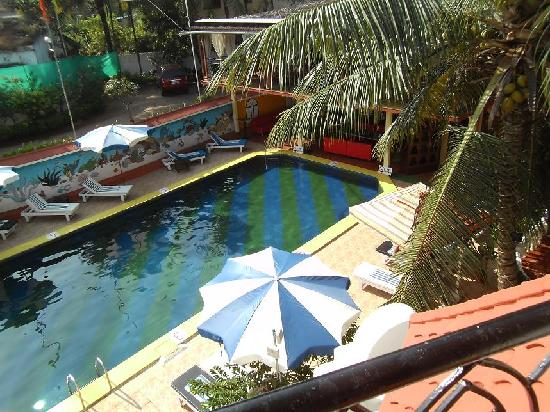 Alegria - The Goan Village: The Pool