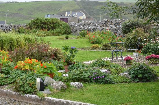 Daly's House: Susan's beautiful garden