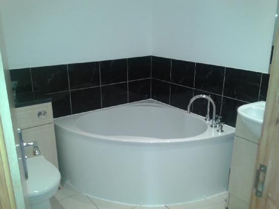 The Florentine: Modern bathroom