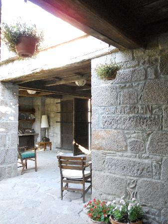 Assos Alarga, Bed and Breakfast: The house