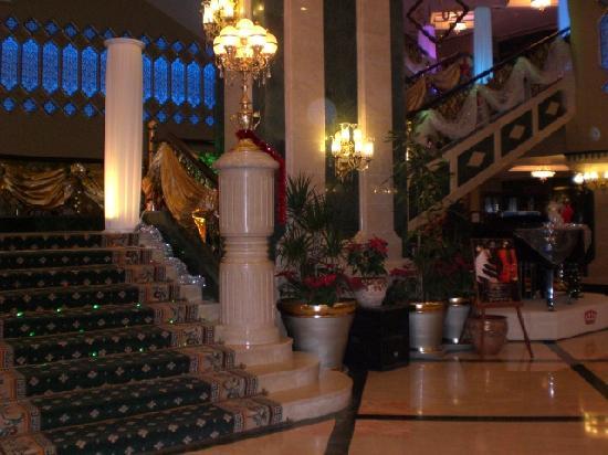 Club Hotel Sera : Reception