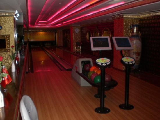 Club Hotel Sera: Bowling Alley