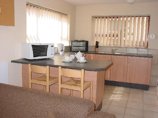 Dolphins View Guest House: Self catering facilities