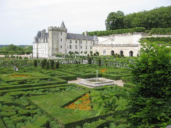 Les Petites Cigognes: Chateau de Villandry
