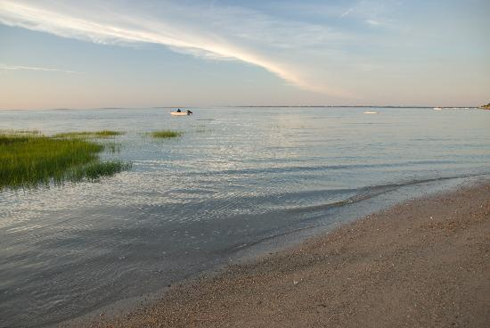 Brewster By The Sea: Cape Cod Bay - Paines Creek is the walk to beach.