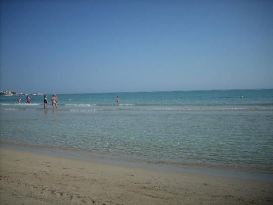 GranSerena Hotel: la spiaggia