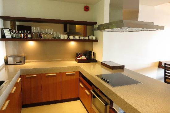 Movenpick Resort Bangtao Beach Phuket: kitchen