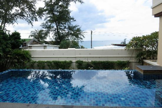 Movenpick Resort Bangtao Beach Phuket : sea view exterior not the best view but fine
