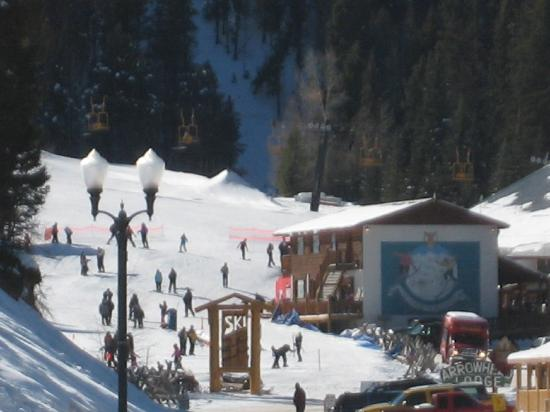 Red River Ski & Summer Area: Red River Ski Chalet