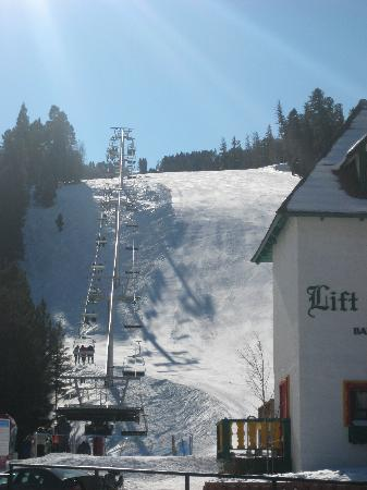 Red River Ski & Summer Area: Main chair lift (Platinum)