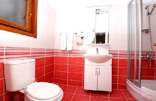 Dara Hotel Istanbul: Bathroom