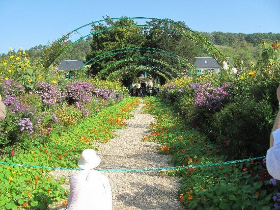 Fondation Claude Monet: les jardins