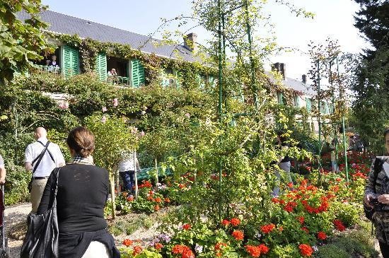 Fondation Claude Monet: vue d'ensemble